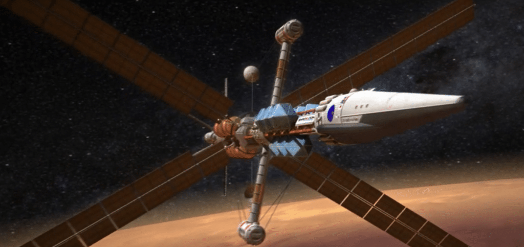 Journey Spacecraft by Shrox