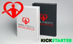 Lover Forgive Never Give Up Book Covers
